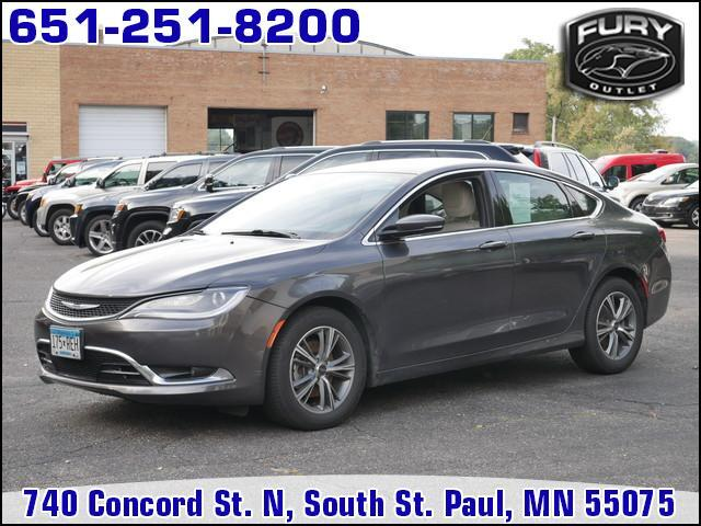 2015 Chrysler 200 4dr Sdn C FWD Lake Elmo MN