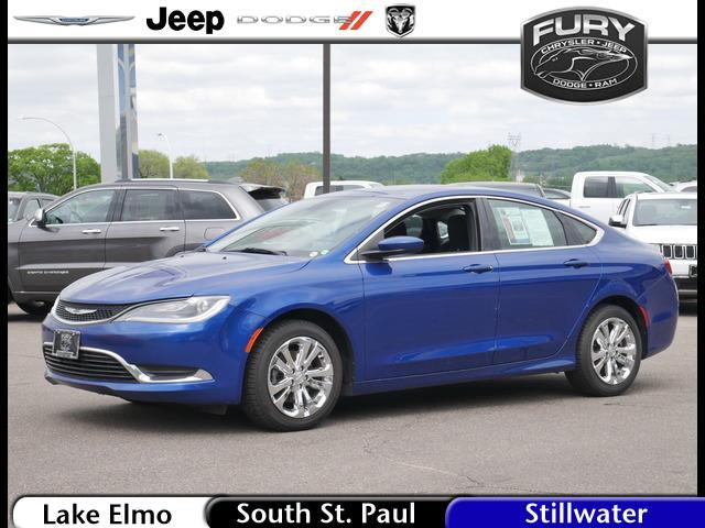 2015 Chrysler 200 4dr Sdn Limited FWD St. Paul MN