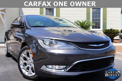 2015_Chrysler_200_C_ Gainesville GA