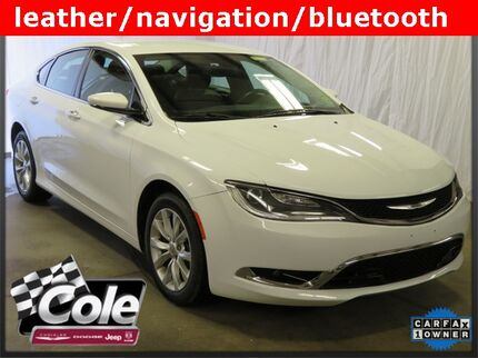 2015_Chrysler_200_C_ Southwest MI