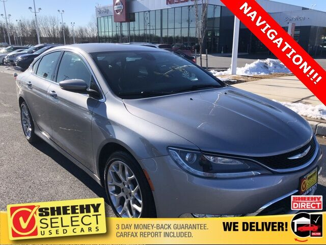 2015 Chrysler 200 C White Marsh MD
