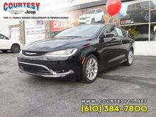 2015_Chrysler_200_C_ Coatesville PA