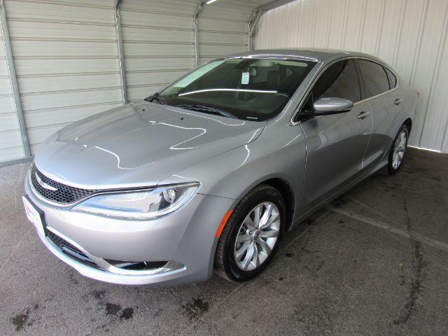 2015 Chrysler 200 C Dallas TX