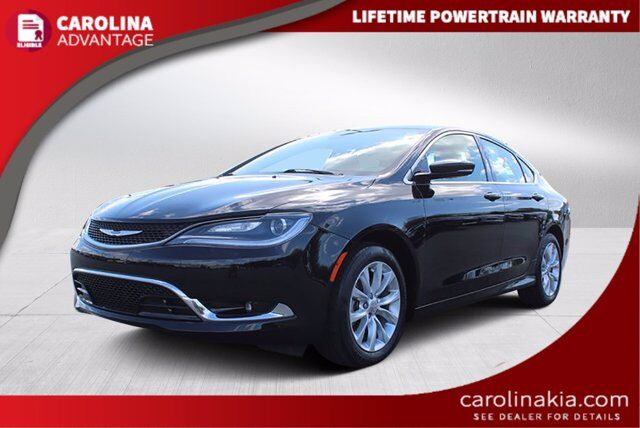 2015 Chrysler 200 C High Point NC