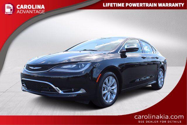 2015 Chrysler 200 C High Point NC