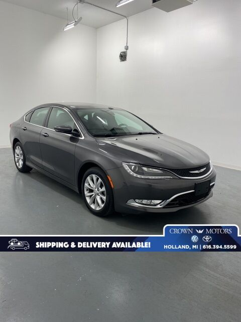 2015 Chrysler 200 C Holland MI