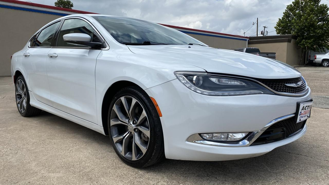 2015 Chrysler 200 C Killeen TX