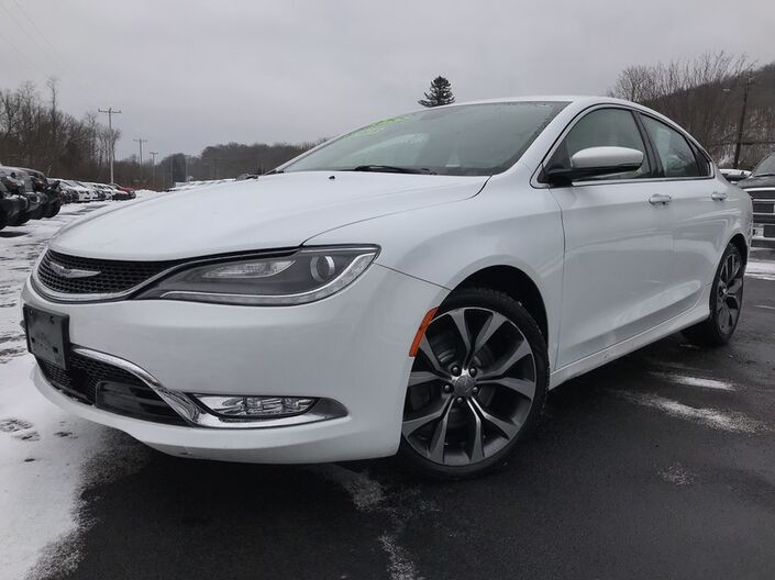 2015 Chrysler 200 C Rock City NY