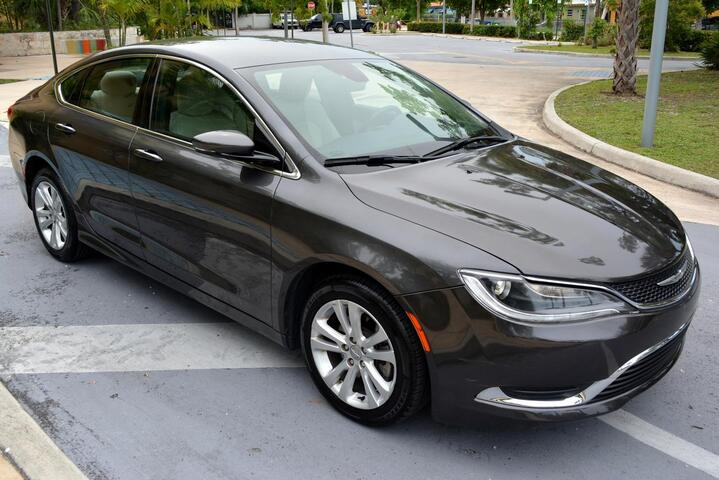 2015 Chrysler 200 C Miami FL