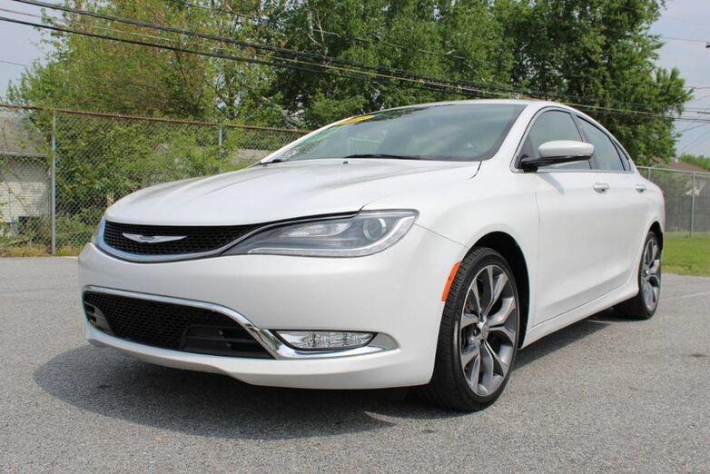 2015 Chrysler 200 C New Castle DE