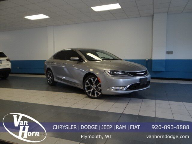 2015 Chrysler 200 C Plymouth WI