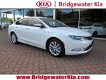 2015 Chrysler 200 C Sedan,
