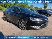 2015 Chrysler 200 C South Burlington VT