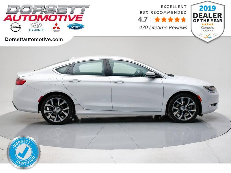2015 Chrysler 200 C Terre Haute IN