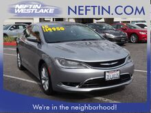2015_Chrysler_200_C_ Thousand Oaks CA