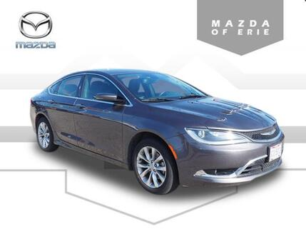 2015_Chrysler_200_C_ Erie PA