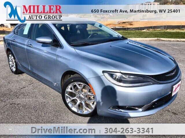 2015 Chrysler 200 C Martinsburg