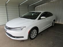 2015_Chrysler_200_LX_ Dallas TX