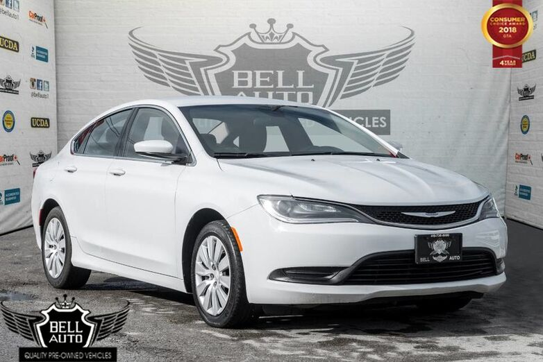 2015 Chrysler 200 LX, KEYLESS GO, CRUISE CONTROL Toronto ON
