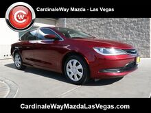 2015_Chrysler_200_LX_ Las Vegas NV