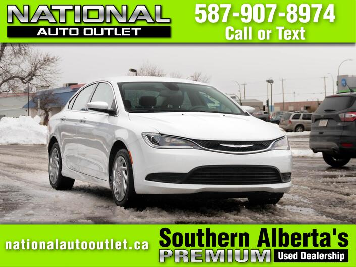 2015 Chrysler 200 LX Lethbridge AB
