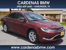 2015_Chrysler_200_Limited_ McAllen TX