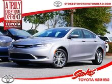 2015_Chrysler_200_Limited_ Augusta GA