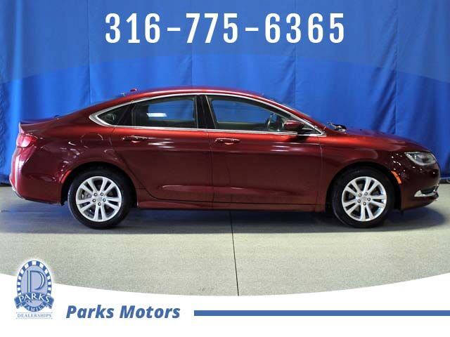 2015 Chrysler 200 Limited Wichita KS