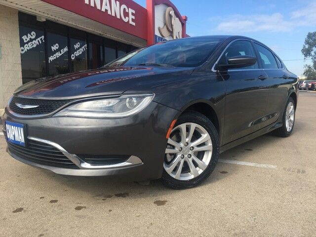 2015 Chrysler 200 Limited Buda TX