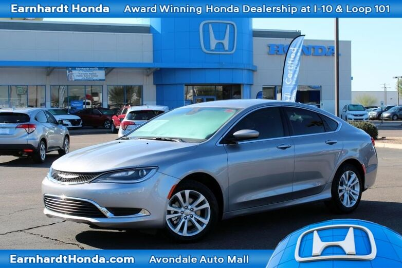 2015 Chrysler 200 Limited Avondale AZ