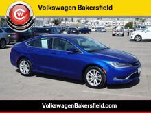 2015_Chrysler_200_Limited_ Bakersfield CA