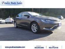 2015_Chrysler_200_Limited_ Barre VT