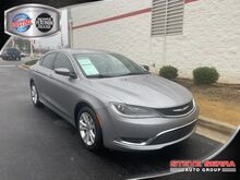 2015_Chrysler_200_Limited_ Central and North AL