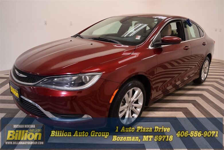 2015 Chrysler 200 Limited Bozeman MT