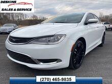 2015_Chrysler_200_Limited_ Campbellsville KY