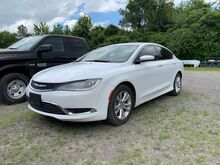 2015_Chrysler_200_Limited_ Clinton AR