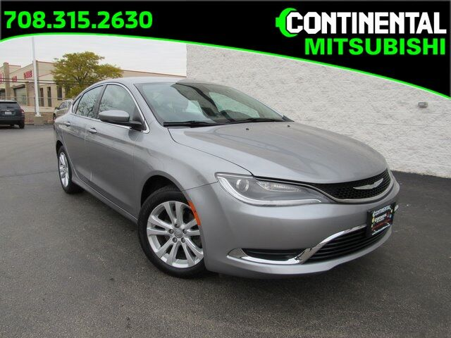 2015 Chrysler 200 Limited Chicago IL