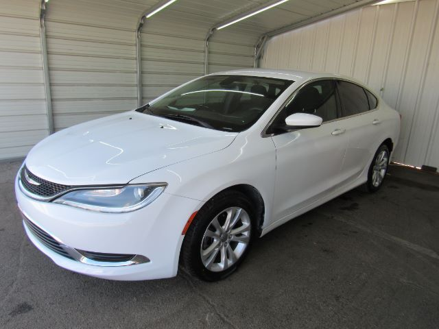 2015 Chrysler 200 Limited Dallas TX