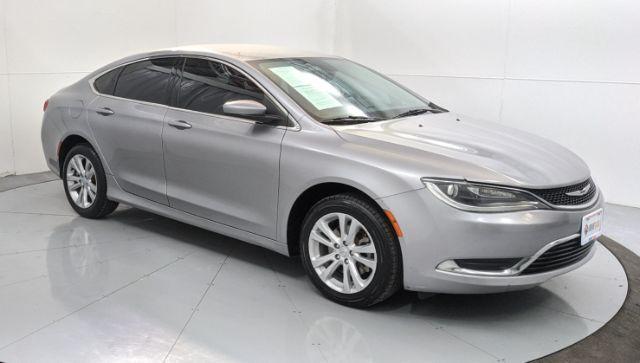 2015 Chrysler 200 Limited Dallas TX