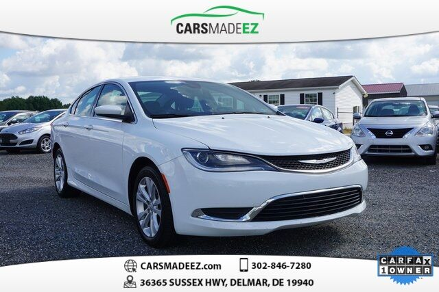 2015 Chrysler 200 Limited Delmar DE