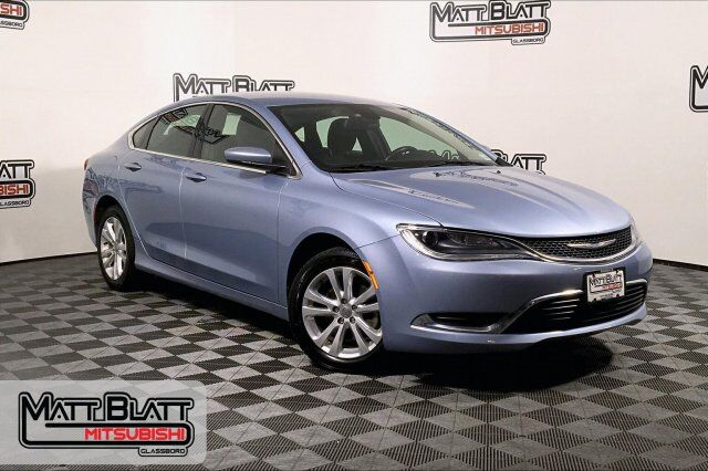 2015 Chrysler 200 Limited Egg Harbor Township NJ