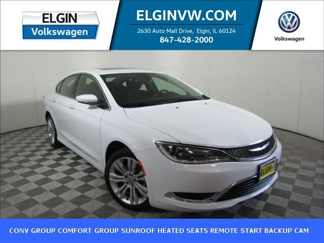 2015 Chrysler 200 Limited Elgin IL