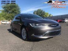 2015_Chrysler_200_Limited_ Elko NV