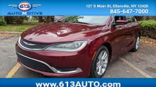 2015_Chrysler_200_Limited_ Ulster County NY