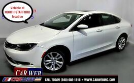 2015_Chrysler_200_Limited_ Fredricksburg VA