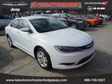 2015_Chrysler_200_Limited FWD_ Slidell LA