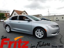 2015_Chrysler_200_Limited_ Fishers IN