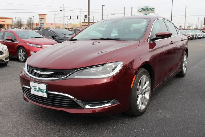 2015 Chrysler 200 Limited Fort Wayne Auburn and Kendallville IN