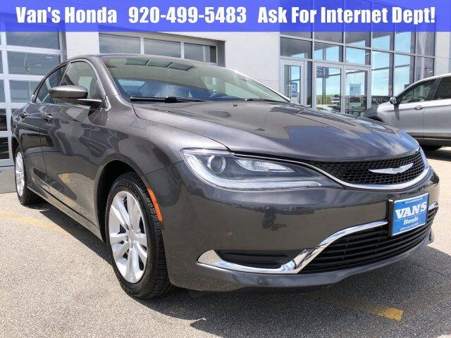 2015 Chrysler 200 Limited Green Bay WI