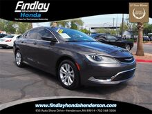 2015_Chrysler_200_Limited_ Henderson NV